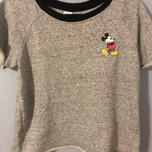 disney mickey top